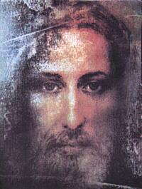 1.Oblicze Pana Jezusa odtworzone na podstawie Całunu Turyńskiego w laboratoriach NASA.